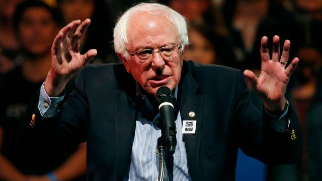 Why Bernie Sanders faces an uphill climb to the Democratic presidential nomination