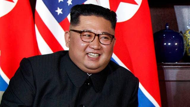 Eric Shawn: Kim Jong Un, 'Tear down this wall!'