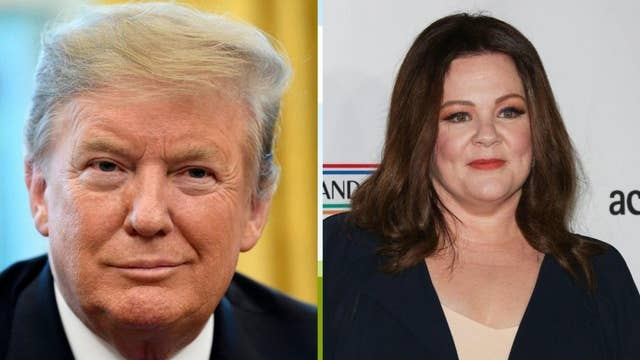 Trump wins 2 Razzies while Melissa McCarthy gets worst actress