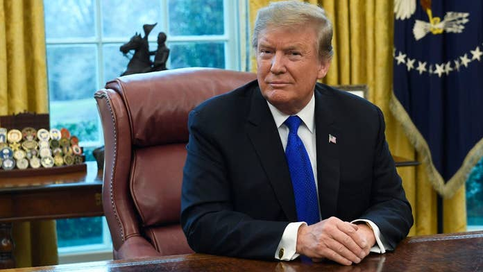 Trump, not the border, is our national emergency