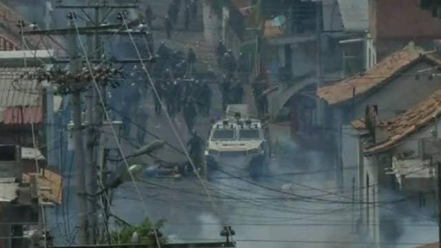 At least four dead and eighteen injured as Venezuelan crisis escalates
