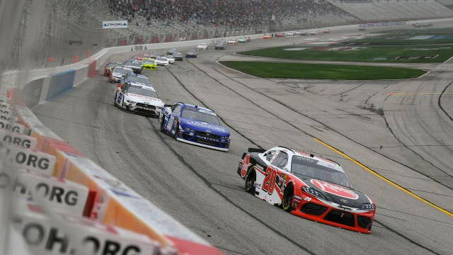 NASCAR's most patriotic race