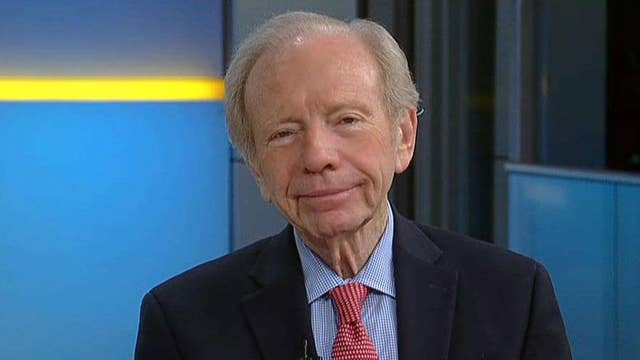 Joe Lieberman: We should be grateful to President Trump for bringing Chairman Kim to the table