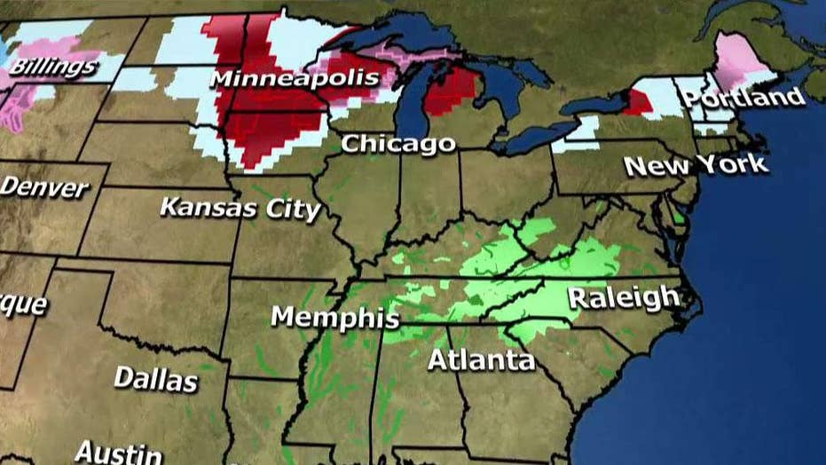 1 dead as tornadoes, severe weather devastate South