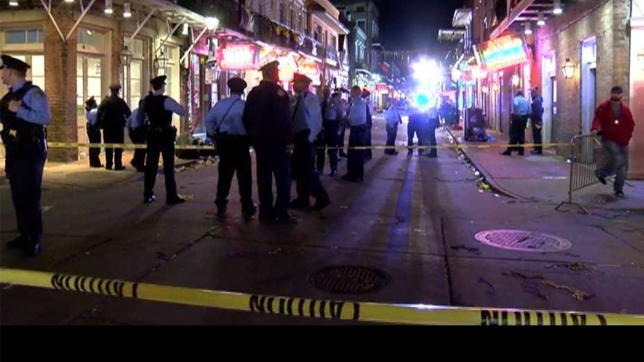 New Orleans Bourbon Street shooting leaves 1 dead