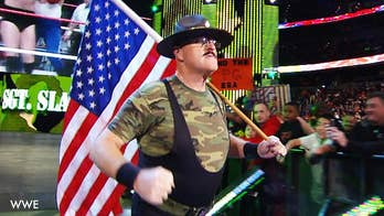 Sgt. Slaughter on death threats and going from the Marines to the WWE ring