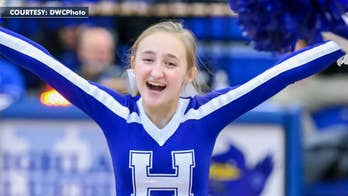 Kentucky cheerleader dies after falling ill at competition