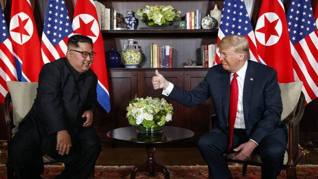 Senate Democrats demand results from North Korea summit