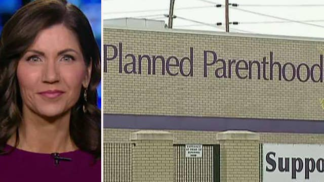 South Dakota moves to crack down on taxpayer funds for Planned Parenthood