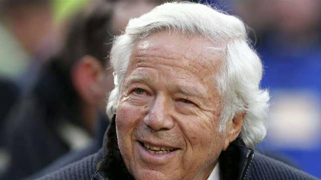 NFL will take 'appropriate action' on Robert Kraft prostitution charges
