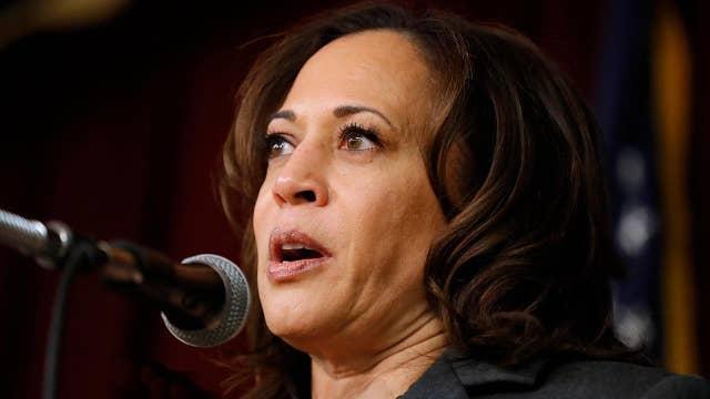 Sen. Kamala Harris dismiss concerns over Green New Deal price tag