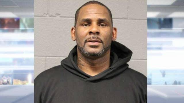 R. Kelly enters not guilty plea in sex abuse case