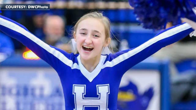 Kentucky community mourns the loss of cheerleader who died suddenly
