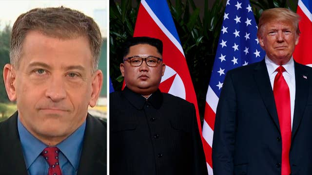 Hoffman: Trump team to use summit to ascertain, test Kim Jong Un's intentions