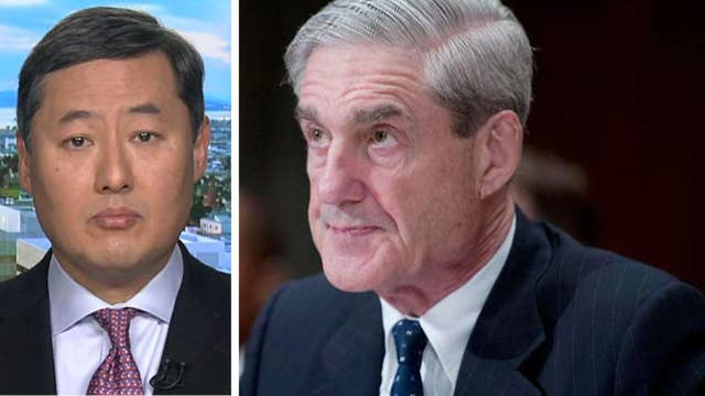Should the full Mueller report be made available to the public?
