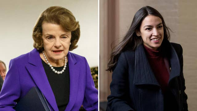 Democrats face growing split over controversial Green New Deal
