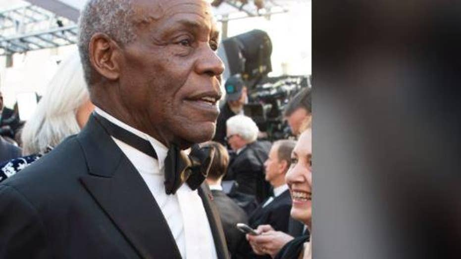 Oscars: Actor Danny Glover talks diversity in Hollywood on the 91st Academy Awards red carpet