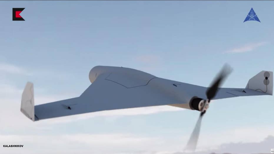 Russian company launches a new miniature exploding drone