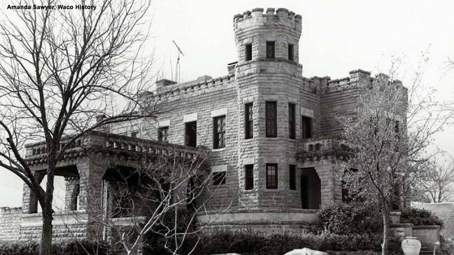 Chip and Joanna Gaines make plans to fix up and restore historic Texas castle