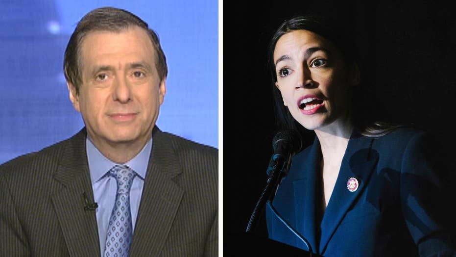 Howard Kurtz: Dem stars promote ideas too liberal for Obama and Hillary