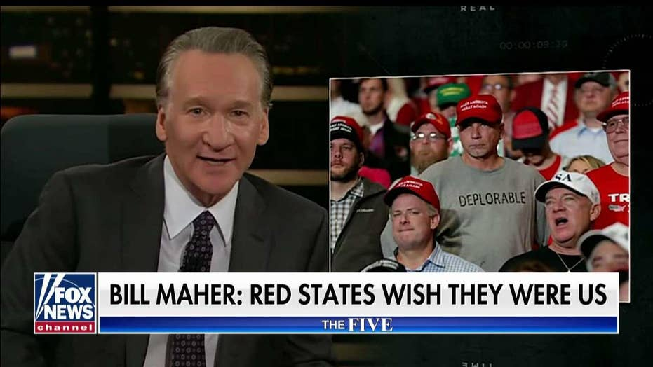 The Five Reacts to Bill Maher's Comments on Middle America