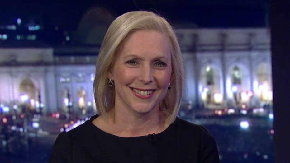 Kirsten Gillibrand discusses push to secure permanent support for 9/11 victims, 2020 presidential race