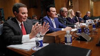 Big Pharma executives testify before Senate Finance Committee on drug prices