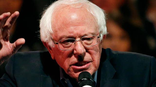 Sanders reveals debate strategy