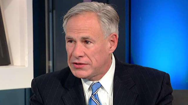 'This is serious': Texas Gov. Abbott details the danger at the border