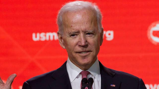 Sources say former Vice President Joe Biden is close to deciding on 2020 White House bid