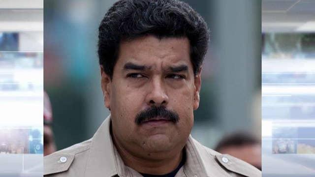 Sen. Cory Gardner says the US is leading 'textbook diplomacy' to apply pressure on Maduro regime in Venezuela