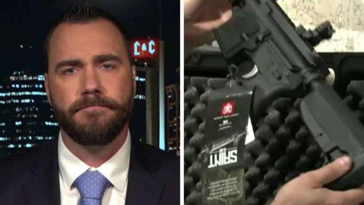 Firearrms attorney: Dems' gun crackdown bill burdensome on gun dealers, individuals