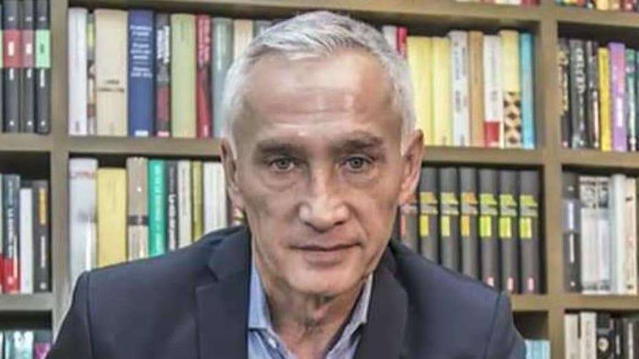 Report: Univision anchor Jorge Ramos freed in Venezuela