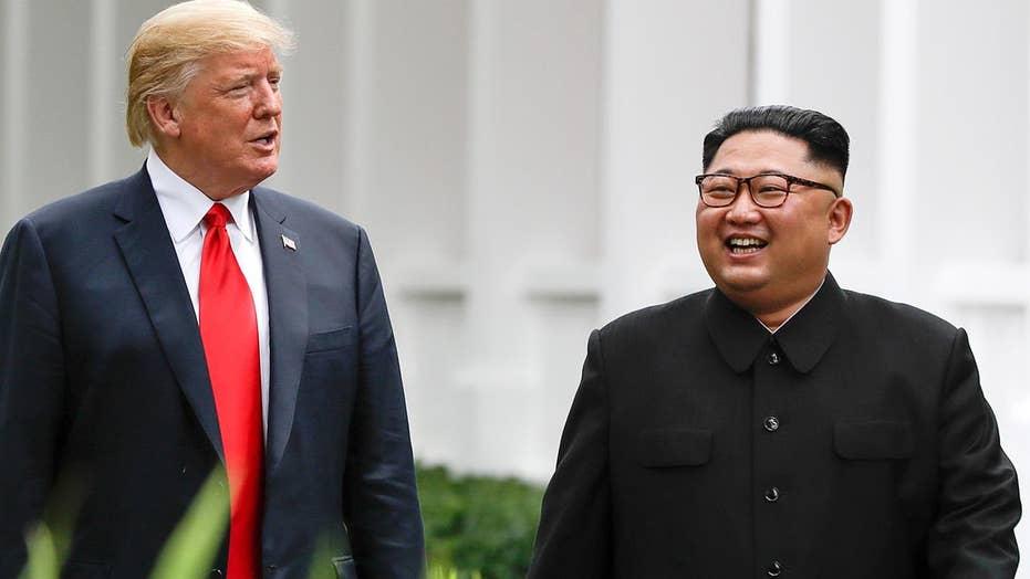 Trump remains confident Kim Jong Un will denuclearize