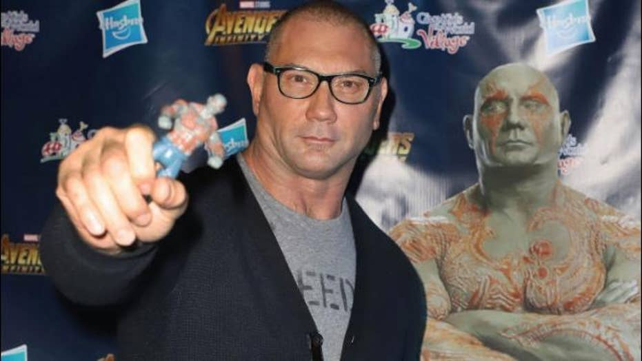 'Guardians of the Galaxy' star returns to WWE, addresses Triple H