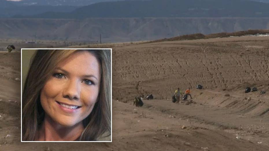 Officials probing the disappearance, suspected death of Kelsey Berreth set to search landfill for her remains