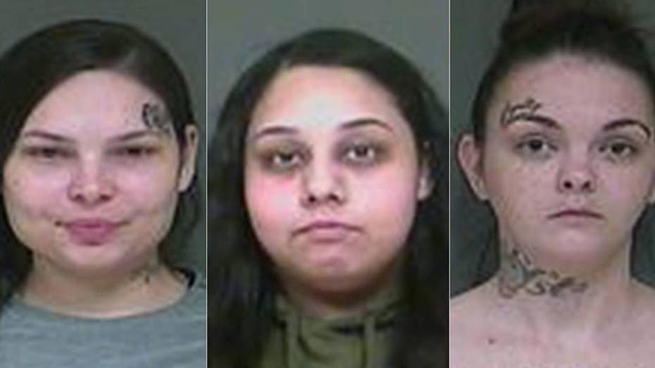 Women in 'Felony Lane Gang' who taunted cops saying 'do ya job (expletive)' arrested in Indiana