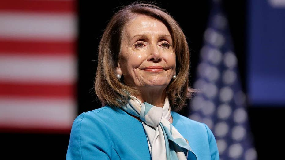 Speaker Pelosi attempts to pass resolution to block President Trump's emergency declaration