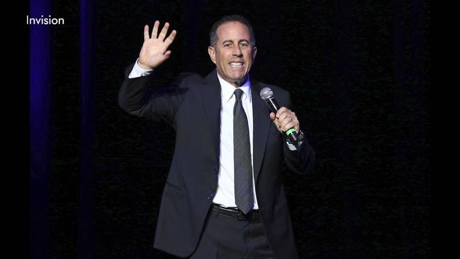 Jerry Seinfeld sues car dealer over fake Porsche