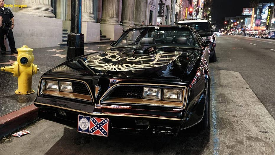 Smokey and The Bandit-themed stunt jump called off over Confederate flag confusion