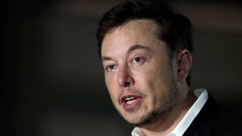 Tesla CEO Elon Musk takes heat over tweet