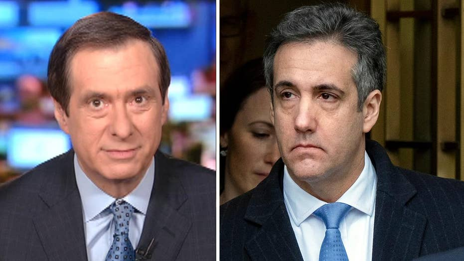 Howard Kurtz: How Michael Cohen, Democrats stole spotlight from nuke talks