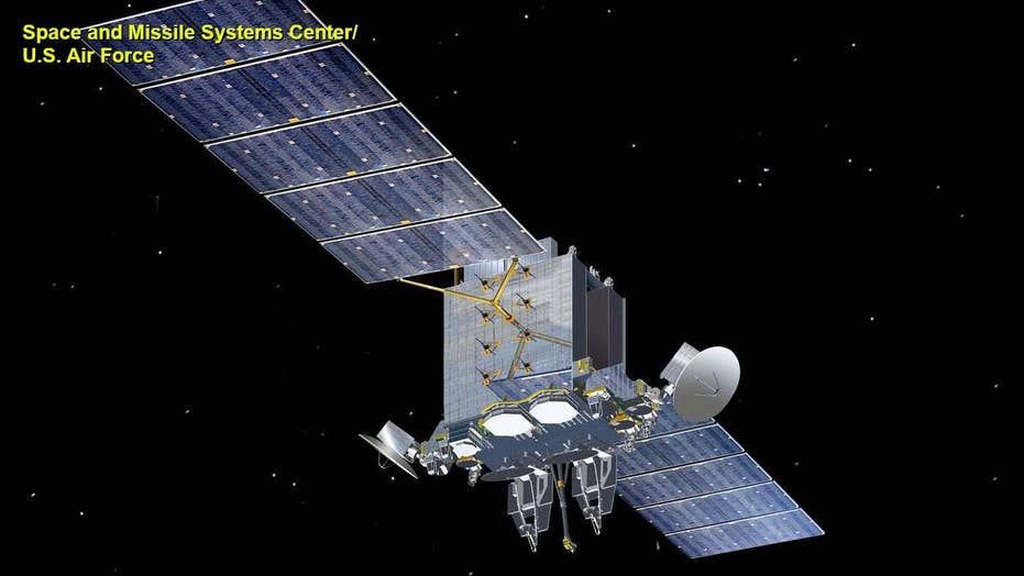 New small US Air Force satellites could counter Chinese space weapons