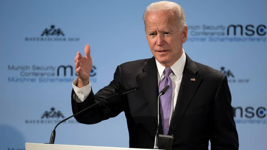 Joe Biden says he hasn't made 'final decision' on a 2020 presidential bid