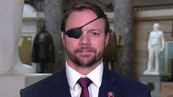 Rep. Dan Crenshaw, popular with Trump backers and critics, seen by some as future of GOP