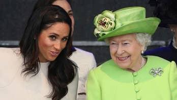 Meghan Markle impresses Queen Elizabeth