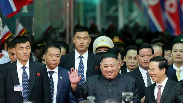 South Korea watches as US-North Korea summit begins