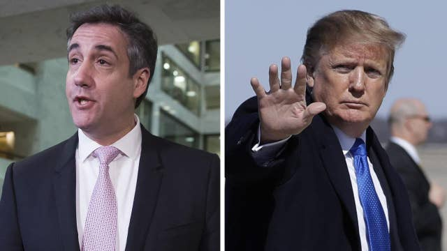 Report: Michael Cohen to call President Trump a 'racist' and a 'conman' in prepared testimony