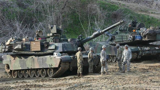 North Korea wants US troops out of South Korea