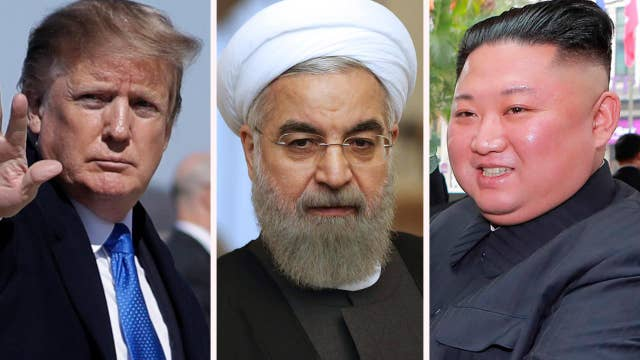 Comparing Trump's nuclear diplomacy with North Korea and Iran